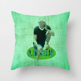 Louis! Throw Pillow