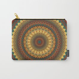Earth Mandala 6 Carry-All Pouch