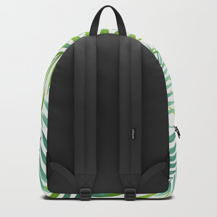 Palm leaves VI Backpack