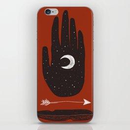 Moon & Arrow iPhone Skin