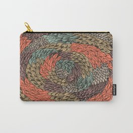 Ink Pattern no.2 Carry-All Pouch