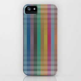 kolor v.3 iPhone Case