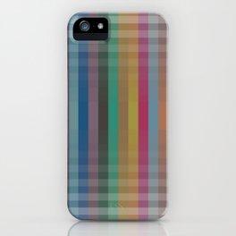 kolor v.3 iPhone Case