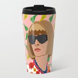 Anna Wintour Travel Mug