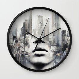 Welcome to my dreams... Wall Clock