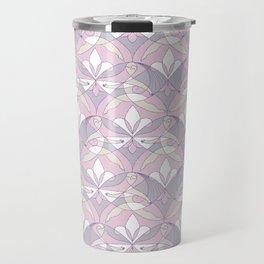 Interwoven XX - Orchid Travel Mug