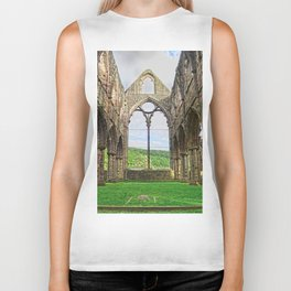 Tintern Eternal - Tintern Abbey, Wales, UK Biker Tank