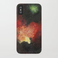 cosmic iPhone & iPod Cases featuring Cosmic by Bleriot