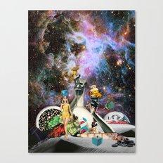 Big Toke Canvas Print