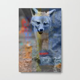 wilderness 15 Metal Print