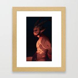 Aurel Framed Art Print