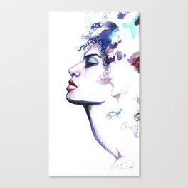 Uncensored Canvas Print
