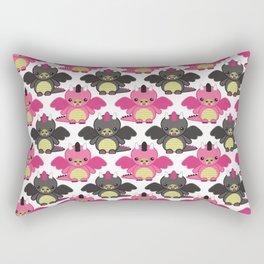 Cute Baby Dragons Rectangular Pillow