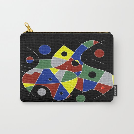 Abstract #232 Carry-All Pouch
