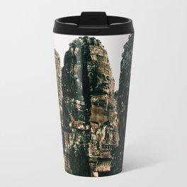 TRANSCENDENCE // The Bayon, Siem Reap, Cambodia Travel Mug