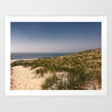 Dunes V Art Print