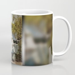 Grounded boat in need of some care Coffee Mug