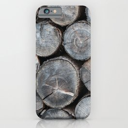 Rustic Wood #1 #wall #art #society6 iPhone Case