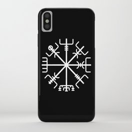 Vegvisir v2 iPhone Case