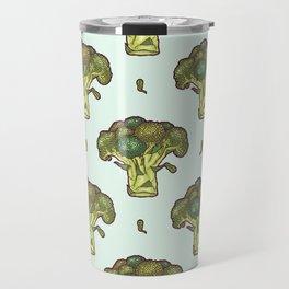 brilliant broccoli Travel Mug