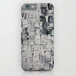 LEATHER AND LACE iPhone Case