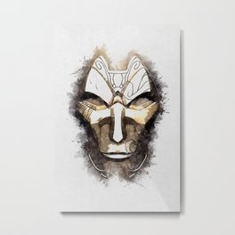 A Tribute to JHIN the Virtuoso Metal Print
