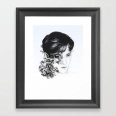 Westerland Framed Art Print