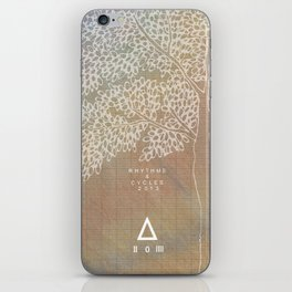 The Second Tree iPhone Skin