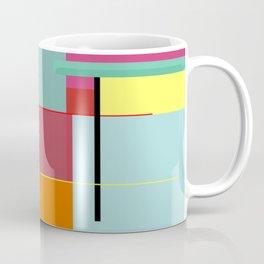 Colores y lineas Coffee Mug
