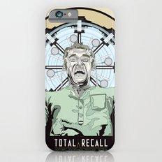 Total Recall - Arnold Schwarzenegger Flavour iPhone 6s Slim Case