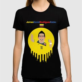 James Rodriguez - Colombia T-shirt