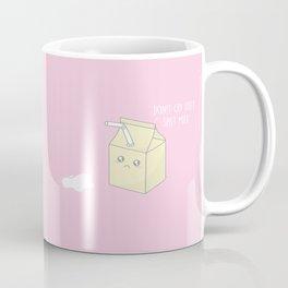 Don't Cry Over Spilt Milk #kawaii #milk Coffee Mug