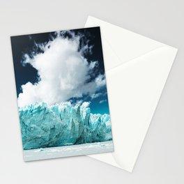 perito moreno glacier Stationery Cards
