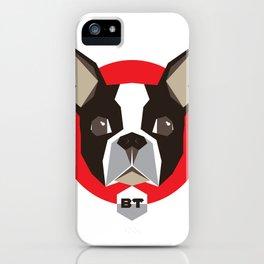 BostonTerrier iPhone Case