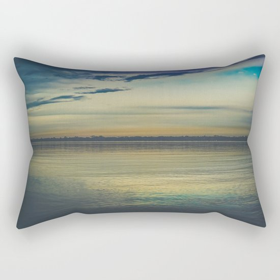 Another Day, In Another Life Rectangular Pillow