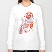 carnage Long Sleeve T-shirts featuring Carnage - Spider-man by SEANLAR94