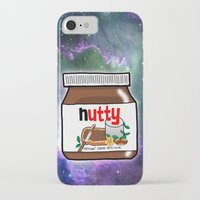 nutella iPhone & iPod Cases featuring NUTELLA by SteffiMetal