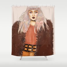 So Chic Shower Curtain