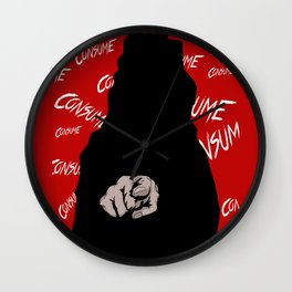 You! Wall Clock