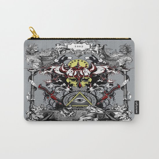 Battle Angels Carry-All Pouch