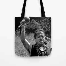 A Warrior's Song Tote Bag
