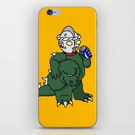 It's Ultra Tough Man iPhone Skin