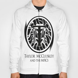 Taylor McCluskey And The MFICs-Band Logo 2018 Hoody