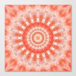 Mandala vivacity Canvas Print