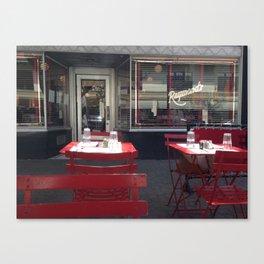 Raymonds, Montclair NJ Canvas Print