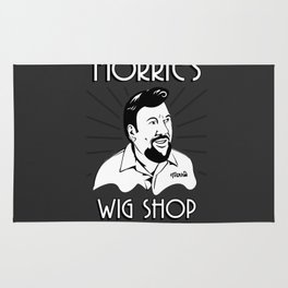 Goodfellas, Morrie's Wigs Shop Sign  Rug