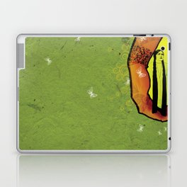For you - green Laptop & iPad Skin