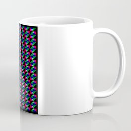 Digital Quilt Coffee Mug