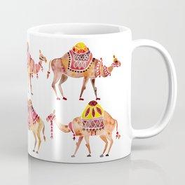 Camel Train Coffee Mug