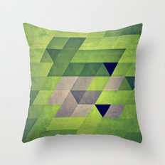 gymyt bryykkr Throw Pillow